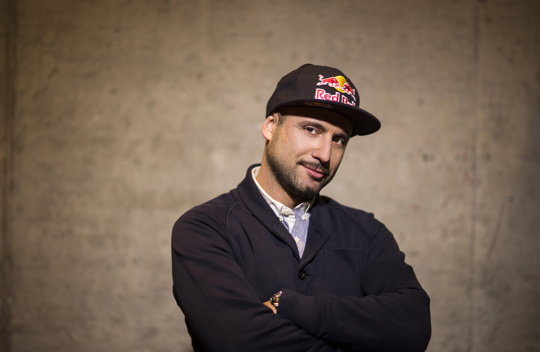 © Dirk Mathesius, Vartan Bassil, Founder Flying Steps, Red Bull Flying Illusion PR, Client Red Bull, Berlin, Tempodrom